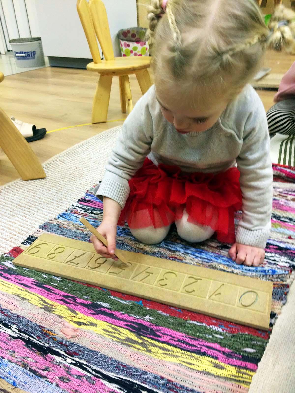 Дитячий садок для дітей 3-6 років